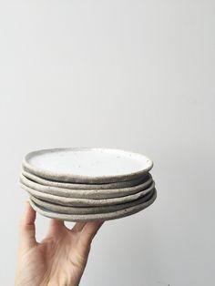 Bridget Bodenham Ceramics   HANDMADE Stoneware 18 X 1.5 cm