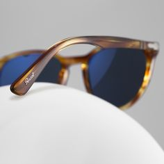 Designs from our 1940s catalogue get a contemporary update with the new Galleria 900 Collection of Persol sunglasses