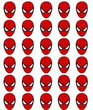 spiderman cupcake labels - Google Search