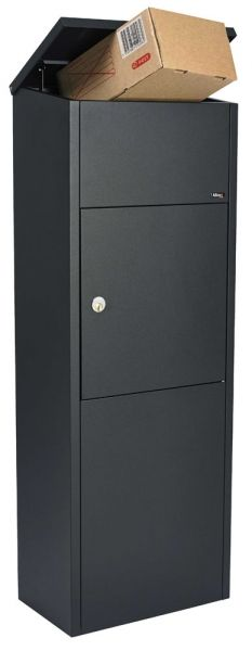 QualArc Allux Series 600 Top Loading Parcel Box Locking Mailboxes | seattleluxe.com