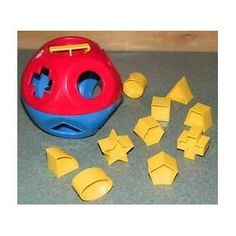 You played with this toy as a child, and now you're child can play with this beloved toy too! :) Yes, its still around