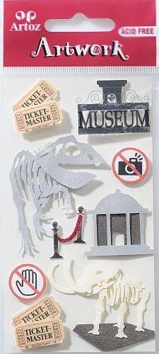 Art-Work: Dinosaurier Museum