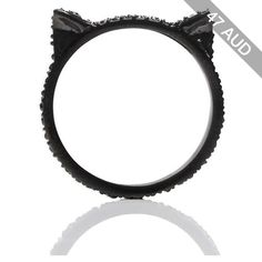Kate Spade Jazz Things Up Pave Cat Ear Ring