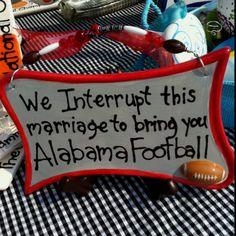 Alabama plaque, $16 on Facebook: True Heart Studio