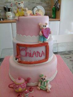 Cake  orsacchiotto