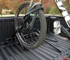 Truck Bed Thule Bike Rack I Need To Get This Asap