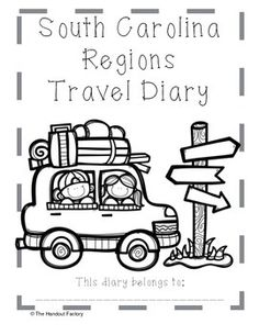 "This diary is geared towards third grade South Carolina history standards.If you are teaching your students about the six land regions of South Carolina, this diary is a MUST HAVE!  The diary is written in a narrative format with spaces for your students to take notes about each region they ""visit""."