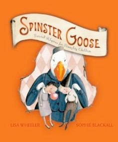 SPINSTER GOOSE | LISA WHEELER - Activity Guide