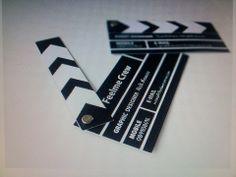 영화감독용 명함?