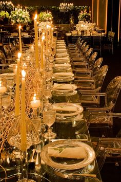 Incorporating the romantic glow of candlelight is perfect for making magic in the room.You might try floating candles in vases of various shapes and sizes to create a soft, dreamy effect or surrounding them with rings of colorful flowers. We also love the classic look of long-burning tapered candles in fabulous candelabras. Here are a …