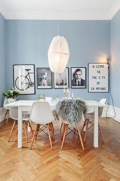 Zo gebruik je kleur om je huis groter te laten lijken