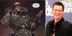 Coronel Estrelas - Jim Carrey