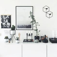 50 Examples Of Beautiful Scandinavian Interior Design - Decoration For Home Interior Design Minimalist, Scandinavian Interior Design, Scandinavian Home, Minimalist Decor, Living Room White, Living Room Decor, Living Room Feng Shui, Deco Studio, Ideas Hogar
