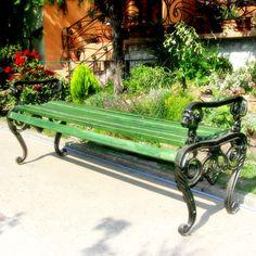 Klupe za dvorište bez naslona ''Lav''  ''Lion'' outdoor benches