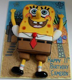 Sponge Cake !!