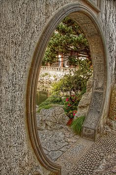 ...Archway upon the terrace of the great gate of the mighty Dwarven kingdom of Erebor
