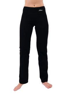 eaf31d7d4143e5 Yoga Pants for Women Best Black Leggings Straight Leg 28quot;30quot;32quot ;34quot