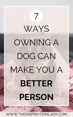 7 Ways Owning a Dog Has Made Me a Better Person - The Inspiration Lady German Shepherd Names, Socializing Dogs, Super Cute Dogs, Confidence Boosters, Huge Dogs, Mental And Emotional Health, Feeling Depressed, Social Anxiety, New Things To Learn
