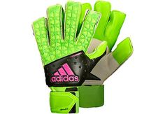 Available right now at SoccerPro! Goalie Gear, Goalie Gloves, Soccer Goalie, Soccer Kits, Soccer Cleats, Football Soccer, Keeper Gloves, Adidas Soccer Shoes
