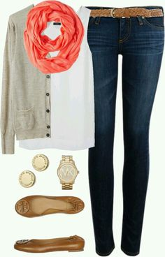 Simple but cute and easy to accesorize