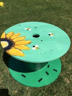 cable spool tables Marvelous Diy Recycled Wooden Spool Furniture Ideas For Your Home No 01