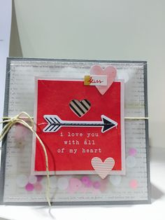 Crate Paper Kiss Kiss Collection Projects CHA Winter 2015 - Scrapbook.com