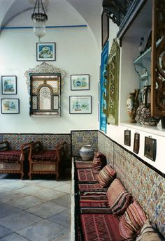 A Room in Tunisian Home - Tunis, Tunis