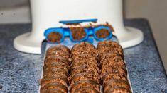 Cookies aux chocolats avec le Crousty Party (Tupperware)
