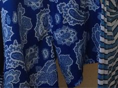 Swim shorts in Grecian blue