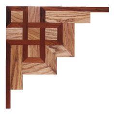 Floor Corner Meridian