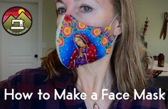 How To Make a Face Mask for Corona Virus DIY You are in the right place about DIY Carnival dress Here we offer you the most beautiful pictures about the DIY Carnival kids you are looking for. Sewing Patterns Free, Fabric Patterns, Free Pattern, Pattern Sewing, Diy Carnival, Carnival Masks, Carnival Dress, Carnival Makeup, Diy Mask