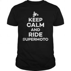Keep Calm And Ride Supermoto - #best t shirts #t shirt ideas. BUY NOW => https://www.sunfrog.com/Automotive/Keep-Calm-And-Ride-Supermoto-Black-Guys.html?id=60505