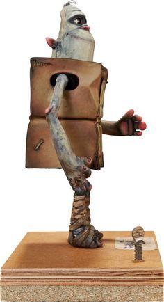 Lot 94186 - The Boxtrolls Fish Original Animation Puppet (LAIKA, 2014) An…