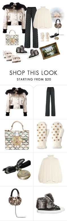 """""""Sooo Munich-the style of my hometown. Driving home for christmas"""" by juliabachmann ❤ liked on Polyvore featuring Alexander Wang, Missoni, Giancarlo Petriglia, Isotoner, D.L. & Co., CO, KitSound, Black Dioniso and Therapy"""