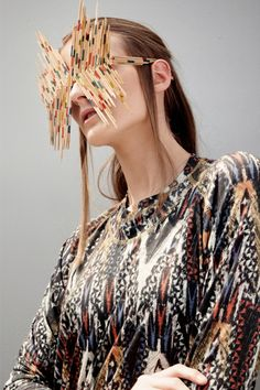 WOW Berlin Mag My paper sunglasses Fashion Editorial. Facesunglasses