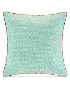 """Echo Guinevere 18"""" Square Decorative Pillow"""