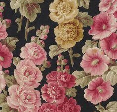 Creative Pattern, Russian, Coqueter, -, and Textiles image ideas & inspiration on Designspiration Textile Patterns, Textile Prints, Textile Design, Print Patterns, Floral Patterns, Vintage Floral Fabric, Vintage Textiles, Botanical Prints, Floral Prints
