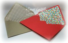 Today we will be making envelope liners for any size envelope you may be using . You will need your envelope punch board , ruler , and paper trimmer and of c. Envelope Maker, Diy Envelope, Envelope Liners, Envelope Templates, Handmade Envelopes, Paper Envelopes, Making Envelopes, Handmade Cards, Card Making Tips