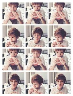 Luhan is literally the cutest thing I've ever seen, like, I can't even