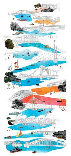 Natsko Seki — Sumida River