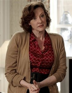 Sheila from Shameless (Joan Cusack)