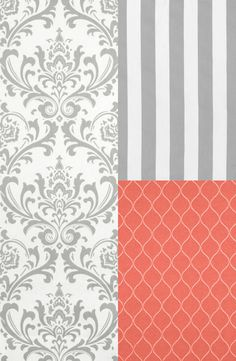 master bedroom inspiration board coral gray