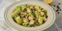 Broccoli, Salads, Recipies, Vegetables, Food, Recipes, Essen, Vegetable Recipes, Meals