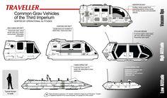 Traveller Air Rafts by *Arcas-Art on deviantART Aliens, Ship Map, Space Engineers, Sci Fi Models, Sci Fi Ships, Spaceship Design, Star Trek Ships, Deck Plans, Science Fiction Art