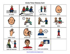 circle time visuals - Google Search