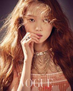lee sung kyung for vogue taiwan Korean Actresses, Korean Actors, Actors & Actresses, Korean Beauty, Asian Beauty, Korean Photoshoot, Weightlifting Fairy Kim Bok Joo, Joo Hyuk, K Idol