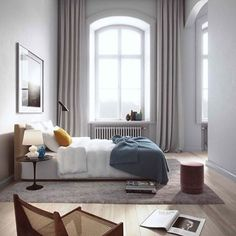 Let there be light! The natural light factor can truly make or break a space, and you can never have enough. #TheHomeAus #interiors #decor #homedesign #beautiful  Image via #Pinterest