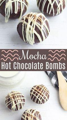 Hot Chocolate Coffee, Hot Chocolate Gifts, Chocolate Covered Treats, Chocolate Spoons, Homemade Hot Chocolate, Chocolate Bomb, Hot Chocolate Bars, Hot Chocolate Recipes, Melting Chocolate