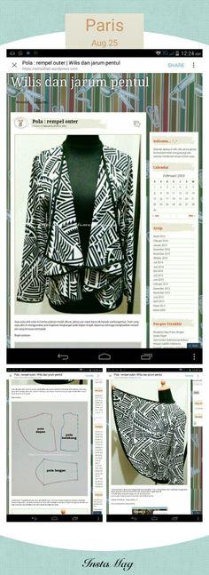 Kimono layer