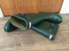 https://flic.kr/p/K3uetB | New Green Hunter Norris Neoprene Wellies size 10